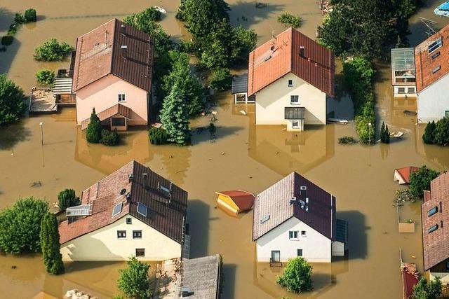 Wie sich Orte in Südbaden vor Überschwemmungen schützen