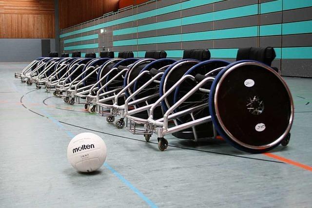 Darum bietet die Skizunft Breitnau ein Match im Rollstuhlrugby an