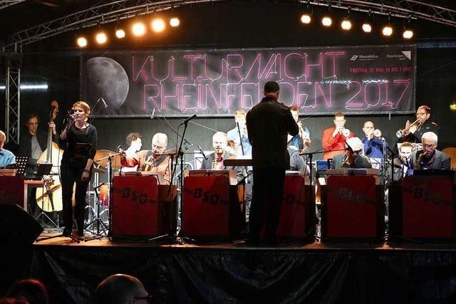 Was die Besucher bei der Rheinfelder Kulturnacht erwartet