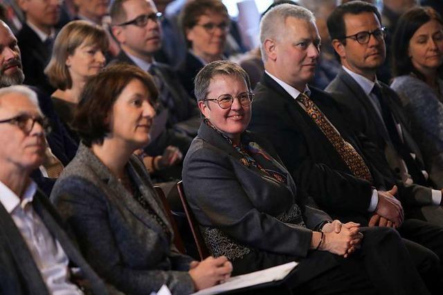 Finanzamt Offenburg hat erstmals eine Chefin