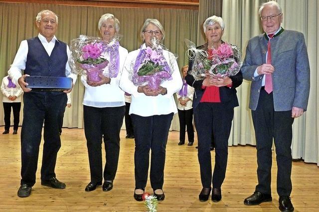 Senioren lassen Tradition fortleben