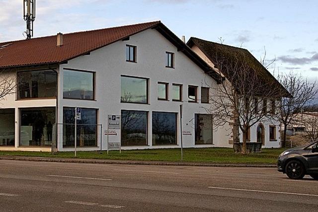 Neue Geschäfte in Hügelheim