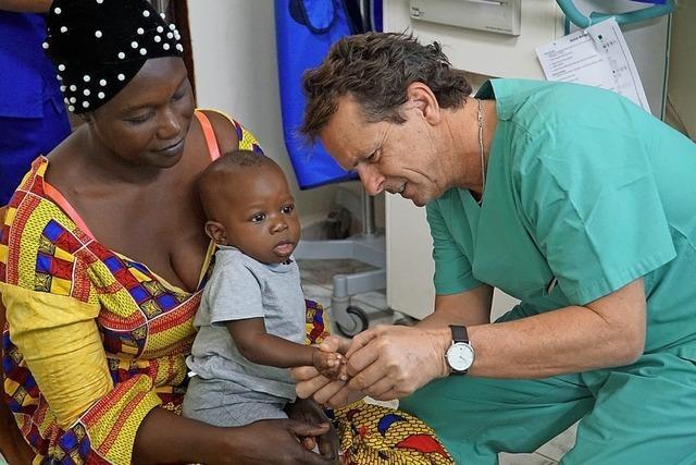 Humanitäre Hilfe im OP-Saal
