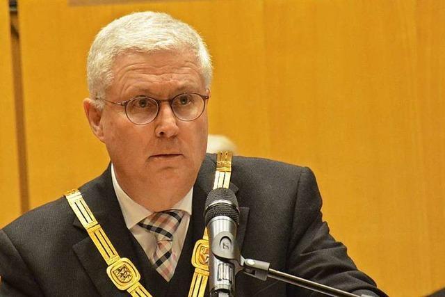Weils Oberbürgermeister wünscht sich eine Dekade der Vernunft