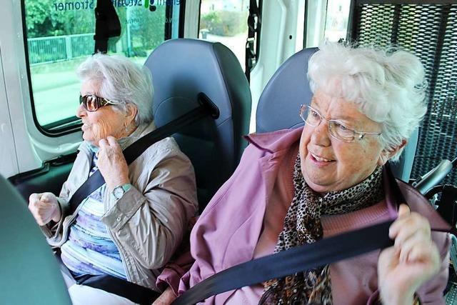 Bürgerbus in Merzhausen übertrifft die Erwartungen