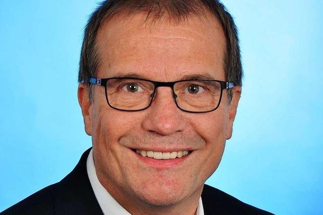 Klaus Eberhardt sieht schwierigere Zeiten auf Rheinfelden zukommen