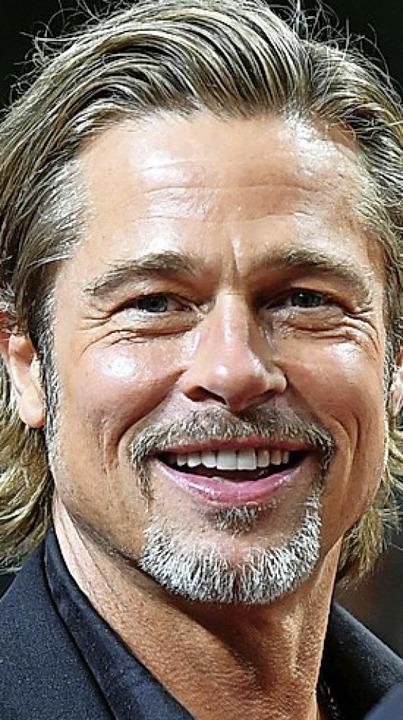 Brad Pitt    Foto: Jens Kalaene (dpa)