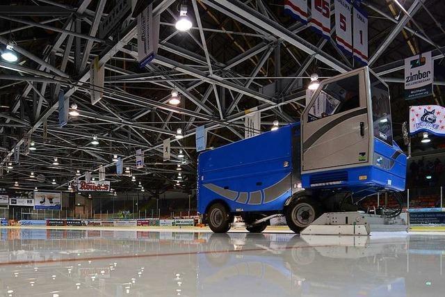 Freiburger Rathaus rechnet mit 40 Millionen Euro Kosten für neue Eishalle