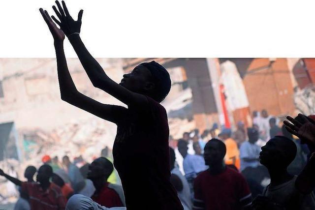 Zehn Jahr nach dem Beben steht Haiti immer noch am Anfang eines Neubeginns