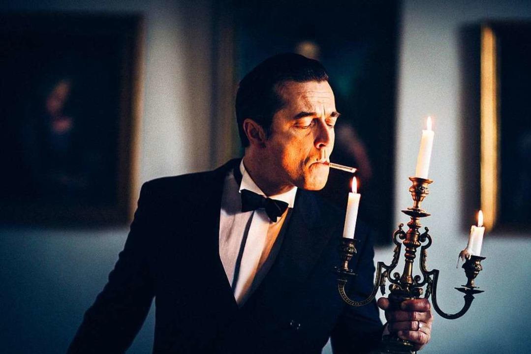 Alexander Kerbst als Falco  | Foto: Marcel Klette