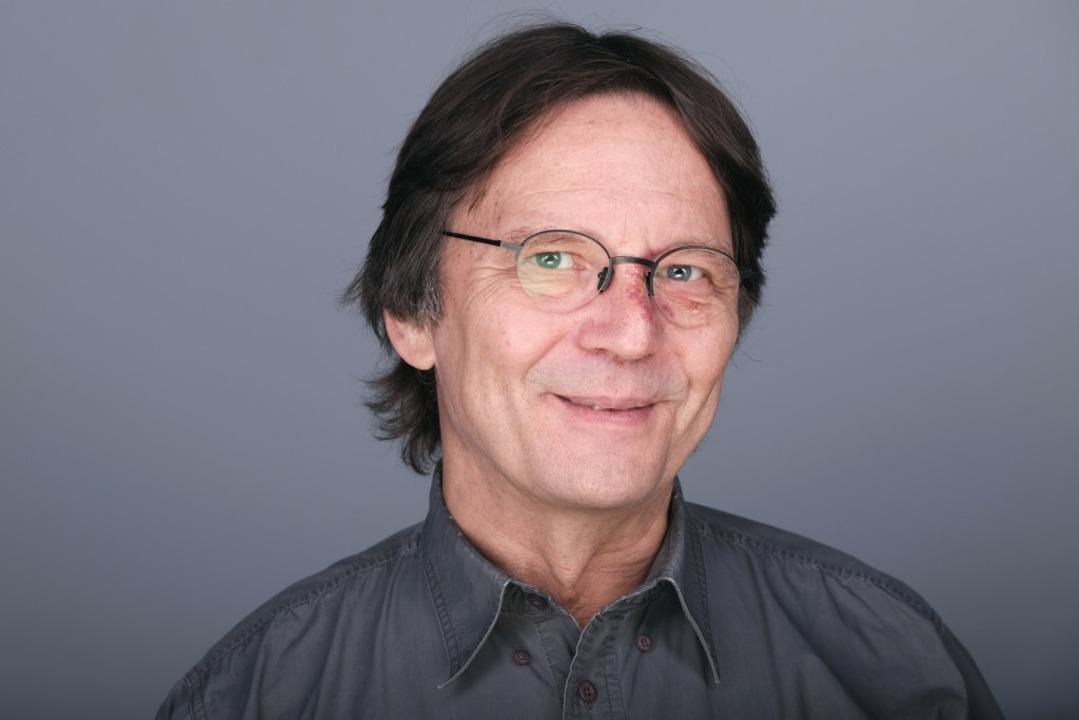 BZ-Redakteur Franz Schmider.  | Foto: Miroslav Dakov
