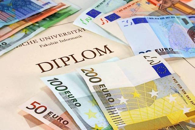 Kosten für Erstausbildung oder Studium bleiben Privatsache