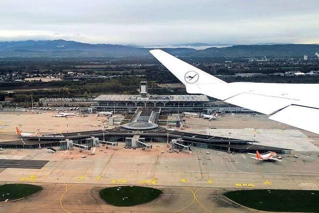 Wie der Euroairport trotz mehr Flügen die Lärmemissionen senken will