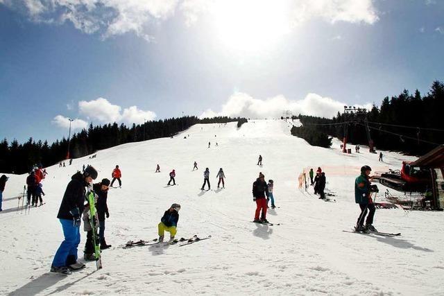 Die Bilanz der Skiliftbetreiber an der Schwarzwaldhochstraße ist gemischt
