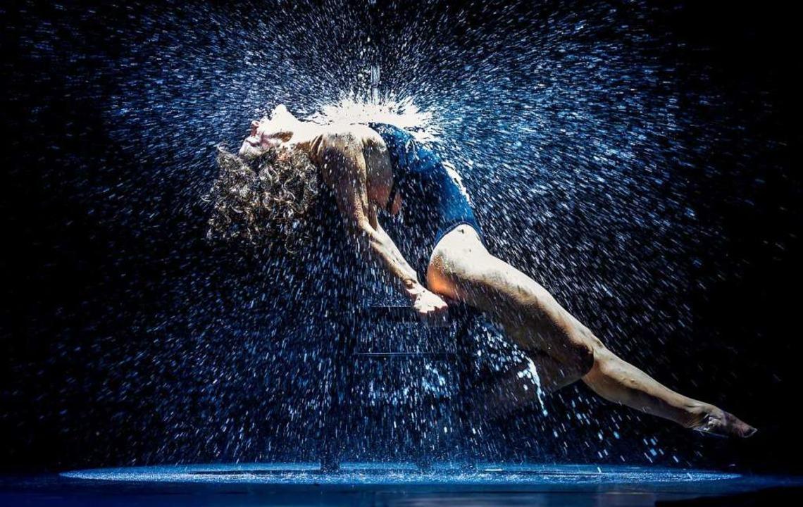 Flashdance in Basel  | Foto: Axel Heimken