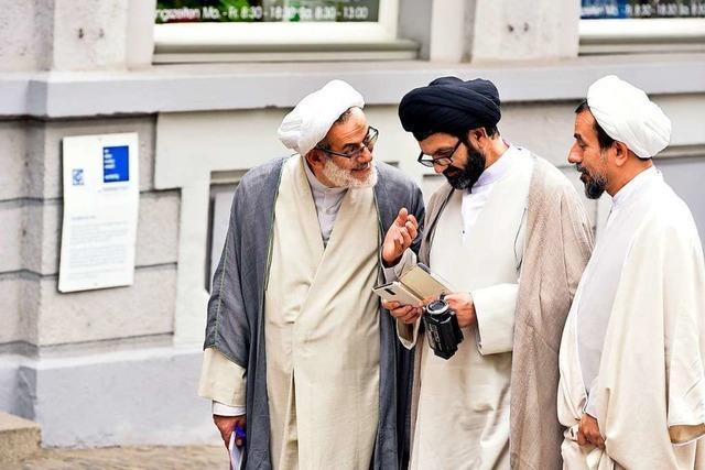Freiburgs OB Horn will Kontakt zu Isfahan wegen Nahost-Krise intensivieren