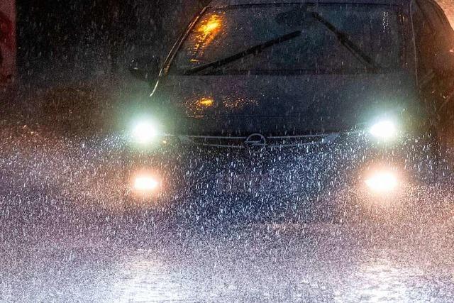 Was ist Starkregen?