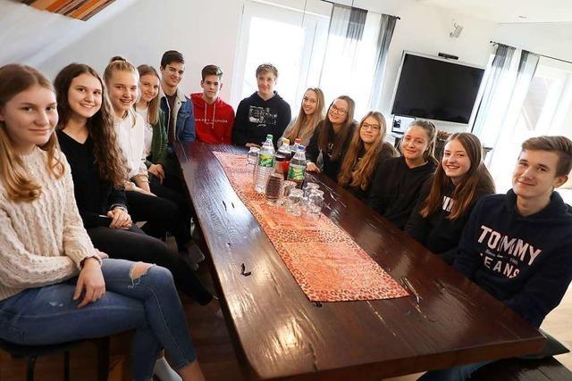 Wie 13 Freunde die sozialen Netzwerke nutzen, um einem Friesenheimer zu helfen