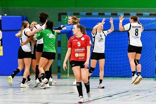 HSG Freiburg nach der Pause völlig von der Rolle