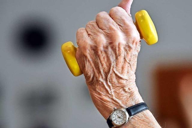 Lörrach reagiert auf das Altern der Bevölkerung