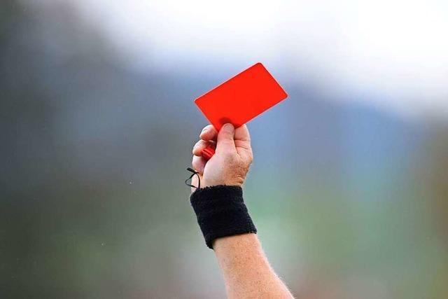Drohungen, Anfeindungen und Attacken gegen südbadische Schiedsrichter