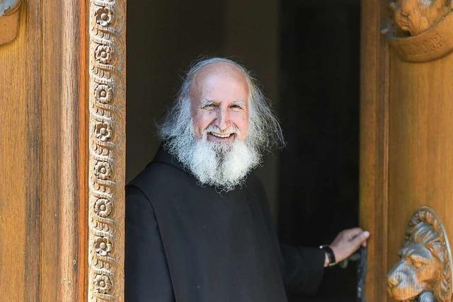Der Benediktinermönch Anselm Grün wird 75