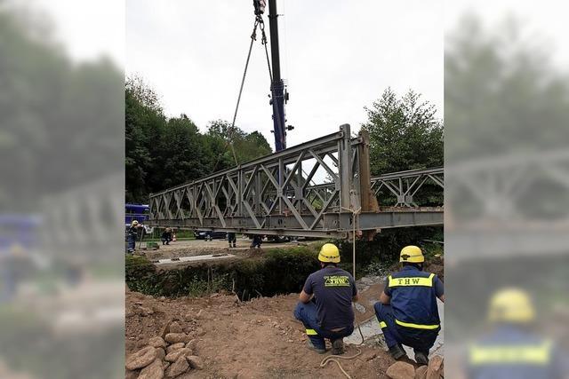 So viele Brücken wie noch nie gebaut