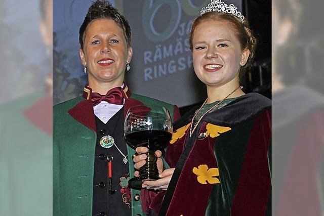 Ringsheim fest in Rämässer-Hand