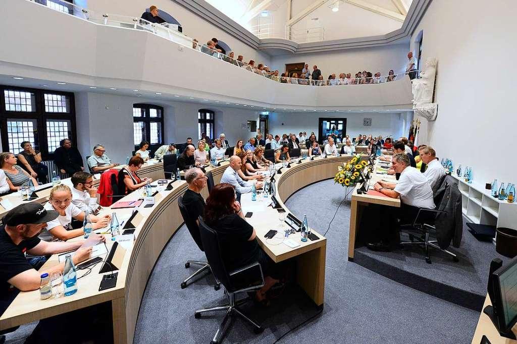 Freiburger Gemeinderäte wollen nicht mit den Rechten arbeiten - Freiburg - Badische Zeitung