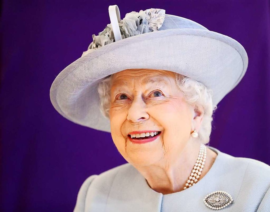Ob der Queen angesichts der königliche...f diesem Archivfoto aus dem Jahr 2017?  | Foto: CHRIS JACKSON