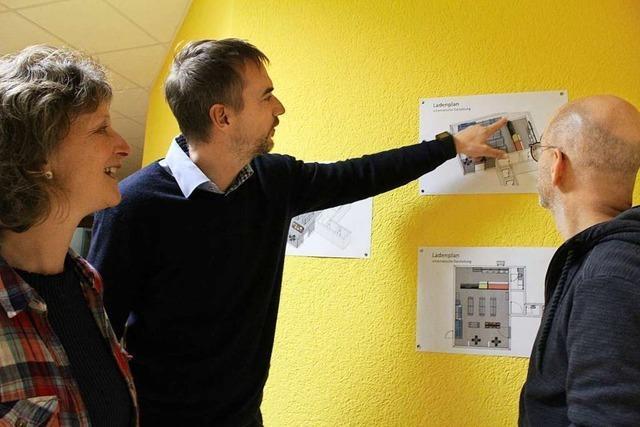 Dorfladen in Buchenbach könnte noch in diesem Jahr eröffnen
