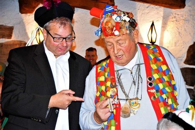 Kein Freispruch für Bürgermeister Guhl vor dem Bad Säckinger Narrengericht