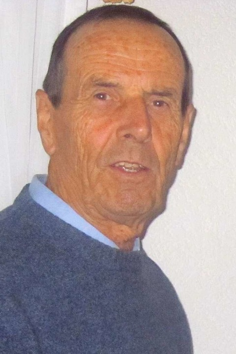 Robert Meyer auf einem Archivbild aus dem Jahr 2012.  | Foto: privat