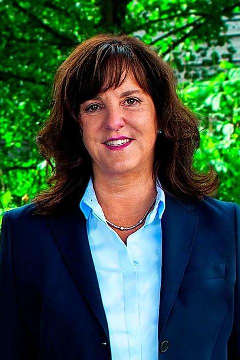 Heidi Weber-Mühleck ist geschäftsführende Gesellschafterin.  | Foto: weber-Haus