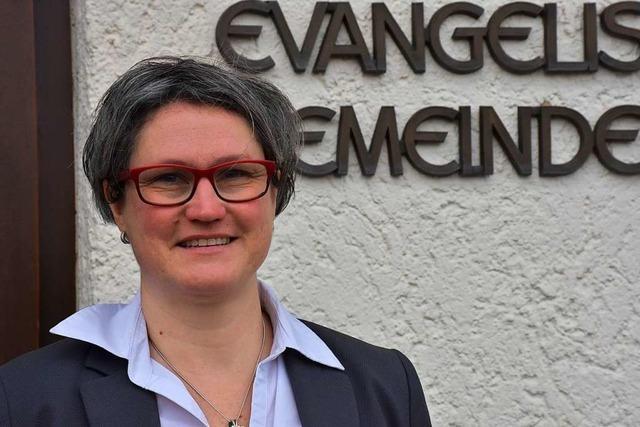 Neue Pfarrerin Ulrike Bruinings ist jetzt im Amt