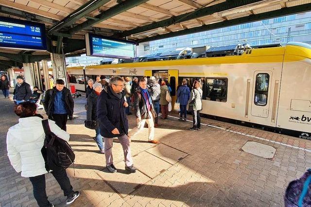 Breisgau-S-Bahn: Reisende sind von extrem lauten Piepstönen genervt