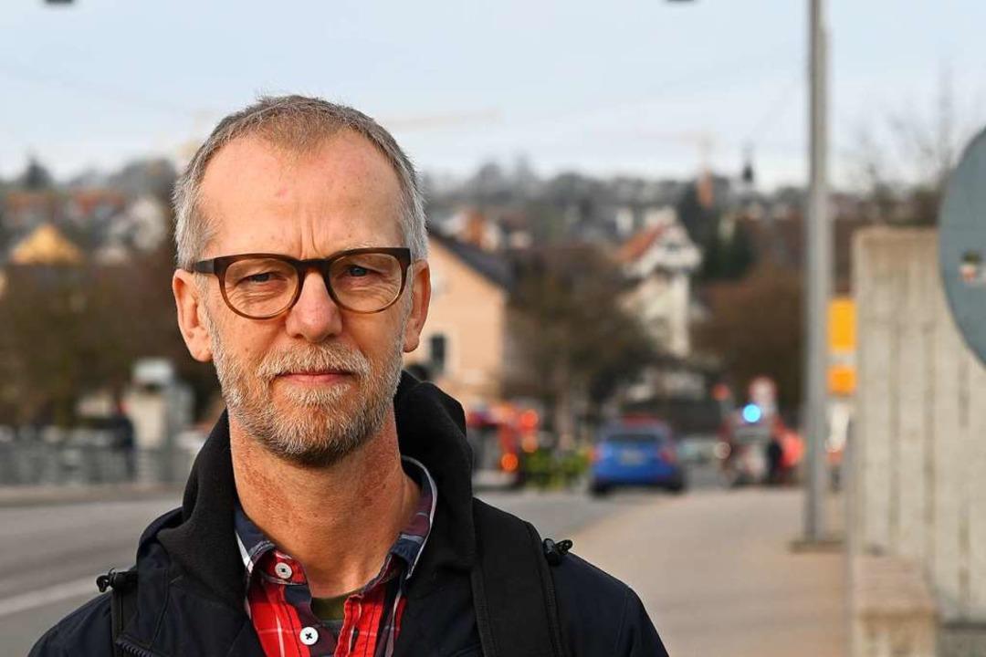 Peter Künemann  | Foto: Jonas Hirt