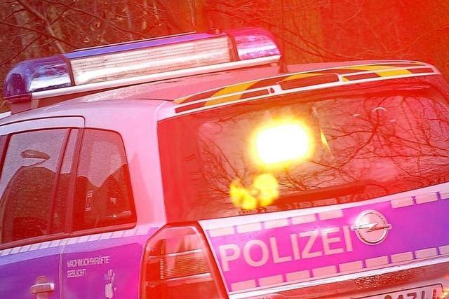 Autobahnpolizei stellt Raser bei Neuenburg