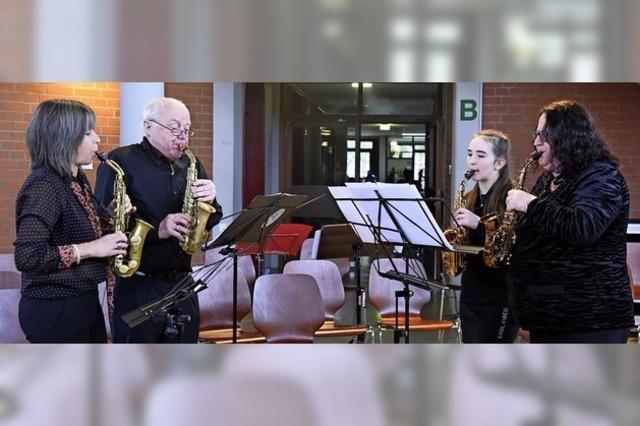 Wo Weltklassemusiker als Lehrmeister fungieren