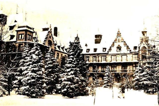 Ehemaliges Freiburger Diakonissenhaus hat seine Türmchen verloren