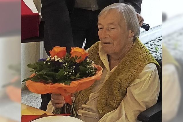 103 Jahre alt