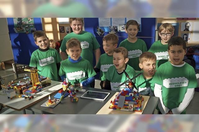Mit Lego-Steinen Visionen schaffen