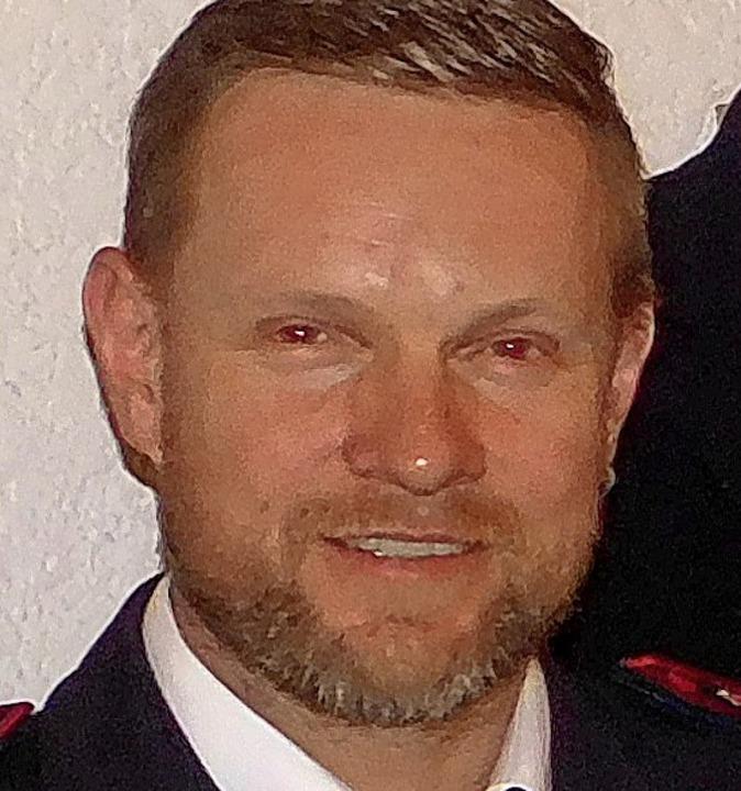 Kommandant Bernd Maier  | Foto: Privat