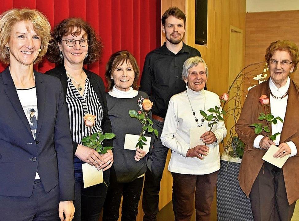 Bürgermeisterin Daniela Meier stellte ...n und zunächst das Gutachten abwarten.  | Foto: Horst Donner