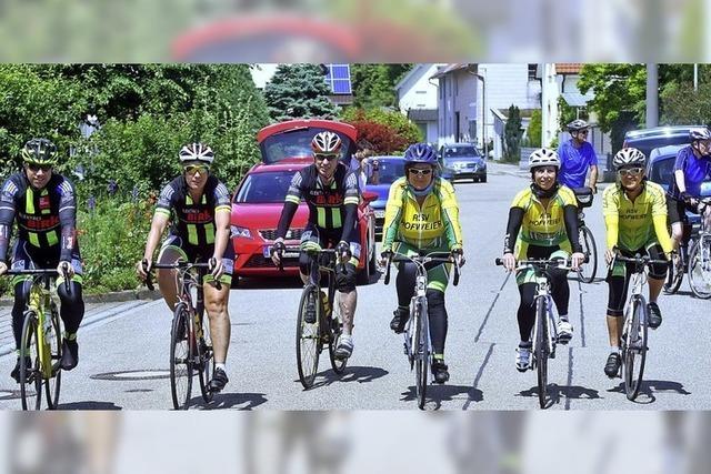 Der Radtreff florierte, das Volksradfahren nicht