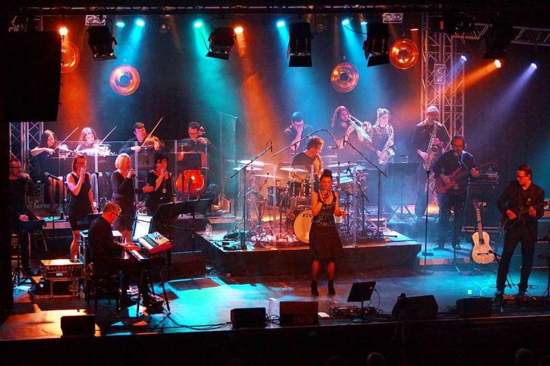 Mit Unterstützung befreundeter Musiker...rz in Denzlingen zwei Benefizkonzerte.  | Foto: Gunnar Schlatterer