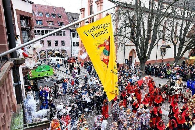 Das ist das Programm der Fasnet 2020 in Freiburg