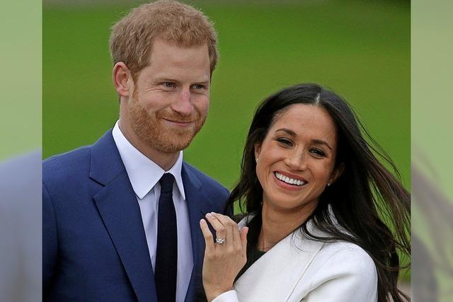 Queen geht auf Harry und Meghan zu