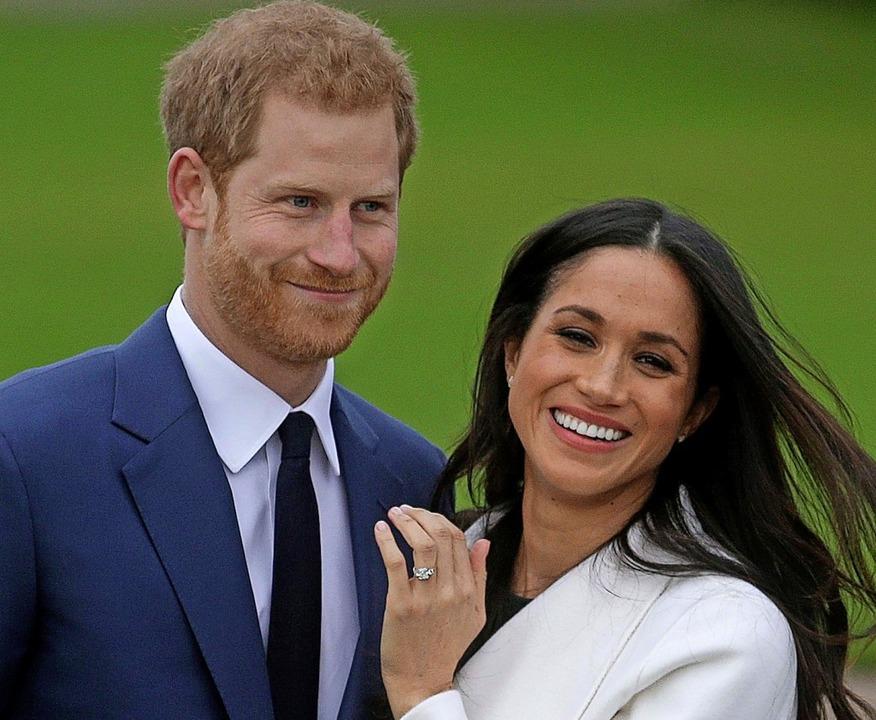 Wollen unabhängig sein: Prinz Harry und Herzogin Meghan  | Foto: DANIEL LEAL-OLIVAS (AFP)