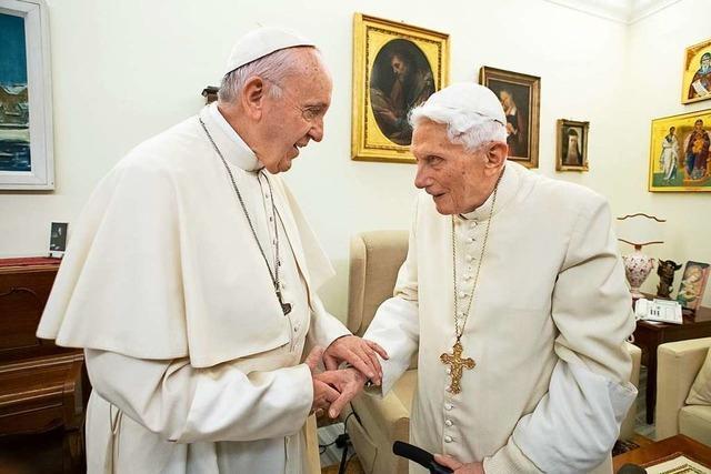 Papst gegen Papst